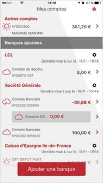 Les Applications De La Caisse D Epargne